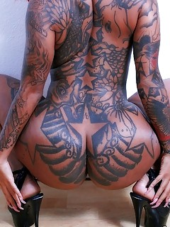 Big Ass Tattoo Pics